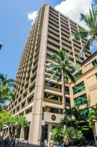Pioneer Plaza - Home of Hawaiian Insurance and Guaranty Company